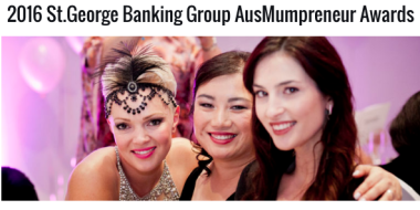 AusMumpreneur Award Nomination, Good News Deserves To Be Shared.