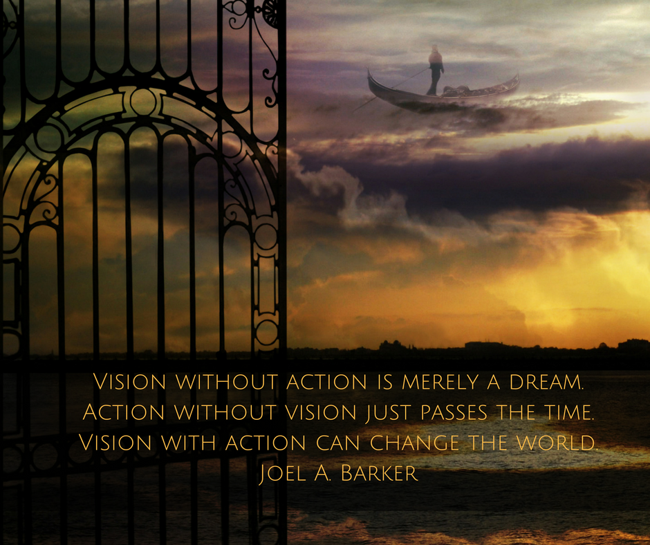 Have You Let Your Fear Get In the Way Of Your Secret Vision?