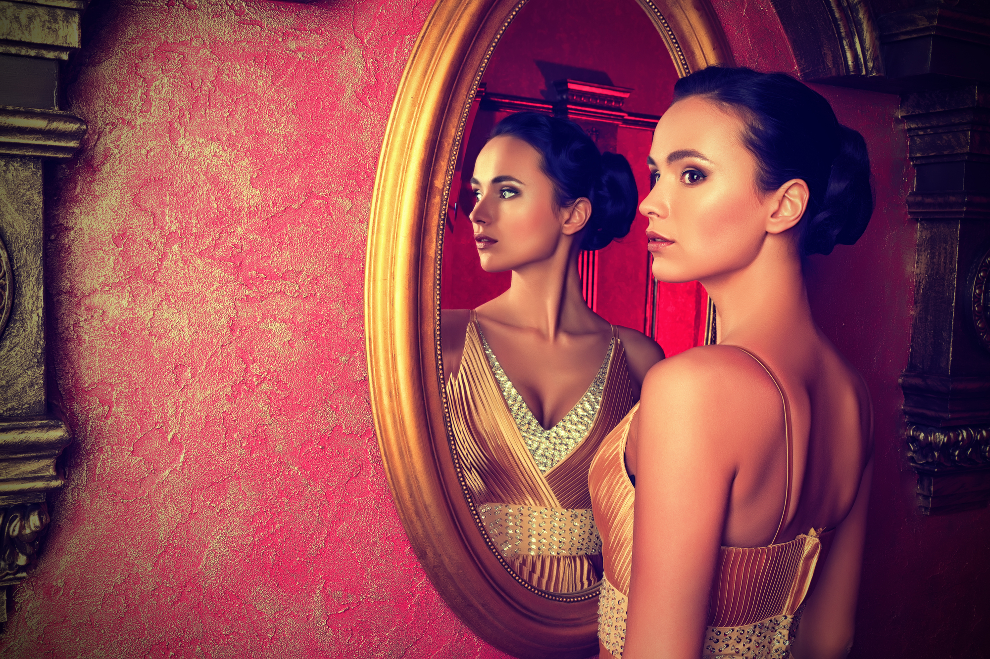Mirror Mirror On The Wall. What Is Your Business Reflecting Back At You?